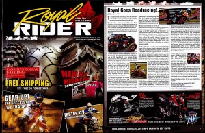Royal Rider Article